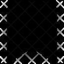 Favorite Bookmark Flag Icon