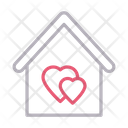 Favorite House Home Icon
