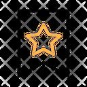 Favorite Like Bookmark Icon