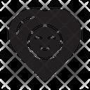 Favorite Like Emoji Icon