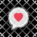 Favorite Like Heart Icon