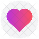 Interface Favorite Heart Icon