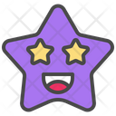Favorite Like Emoticon Icon