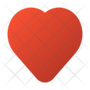 User Interface Favorite Heart Icon
