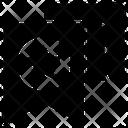 Favorite Bookmark Link Icon