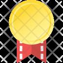 Badge Favorite Premium Icon