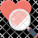 Favorite Heart Search Icon