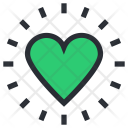Favorite Sign Heart Icon