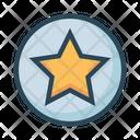 Favorite Star Grade Icon