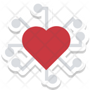 Favorite Feeling Loved Hearts Icon