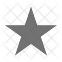Favorite Ranking Star Icon
