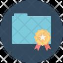 Favorite Folder Bookmark Star Folder Icon