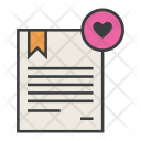 Favorite Popular Certificate Icon
