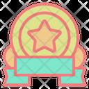 Favourite Quality Award Icon