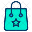 Bag Favorite Shoping Icon