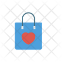 Favorite Bag Love Icon