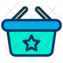Favorite Basket Icon