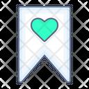 Favorite Bookmark Icon