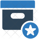 Business Financial Parcel Icon