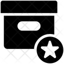 Favorite Box Favorite Package Parcel Icon