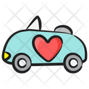 Favorite Car Taxi Cab Icon