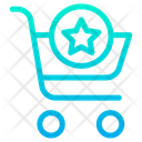 Cart Ecommerce Favorite Icon