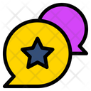 Favorite Chat Chat Comment Icon