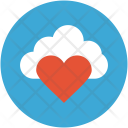 Favorite cloud Icon