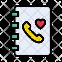 Directory Love Romance Icon
