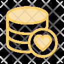 Favorite Datacenter Storage Icon