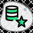 Favorite Database Icon