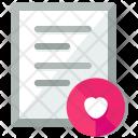 Document Favorite Paper Icon