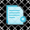 Favorite Document Icon