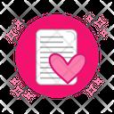 Favorite Document Favorite File Paper Icon