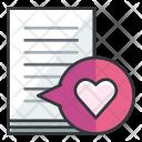 Favorite Document File Icon