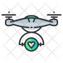 Favorite drone Icon