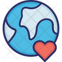 Favorite Earth Icon