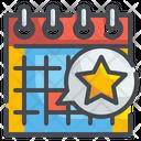 Favorite Event Event Star Icon