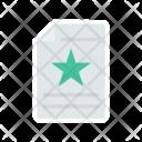 Favorite file Icon