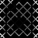 File Star Favorite Icon