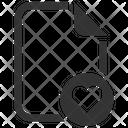 Bookmark Favorite File Icon