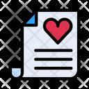 File Document Favorite Icon