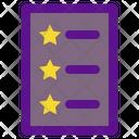 Fav List Icon
