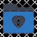 Favorite Folder Files Icon