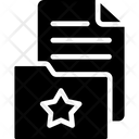 Favorite Folderv Favorite Folder Favourite File Icon