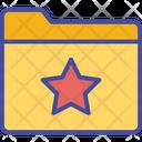 Bookmark Favorite Folder Icon