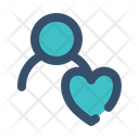 Love Friend Favorite Icon
