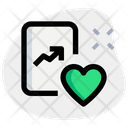 Favorite Growth Report Icon