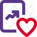 Favorite Growth Report Growth Report Favprite Icon