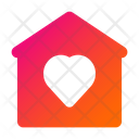 Favorite House Favorite Home Favorite Property Icon